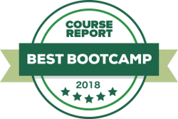 course report award for best coding boot camp