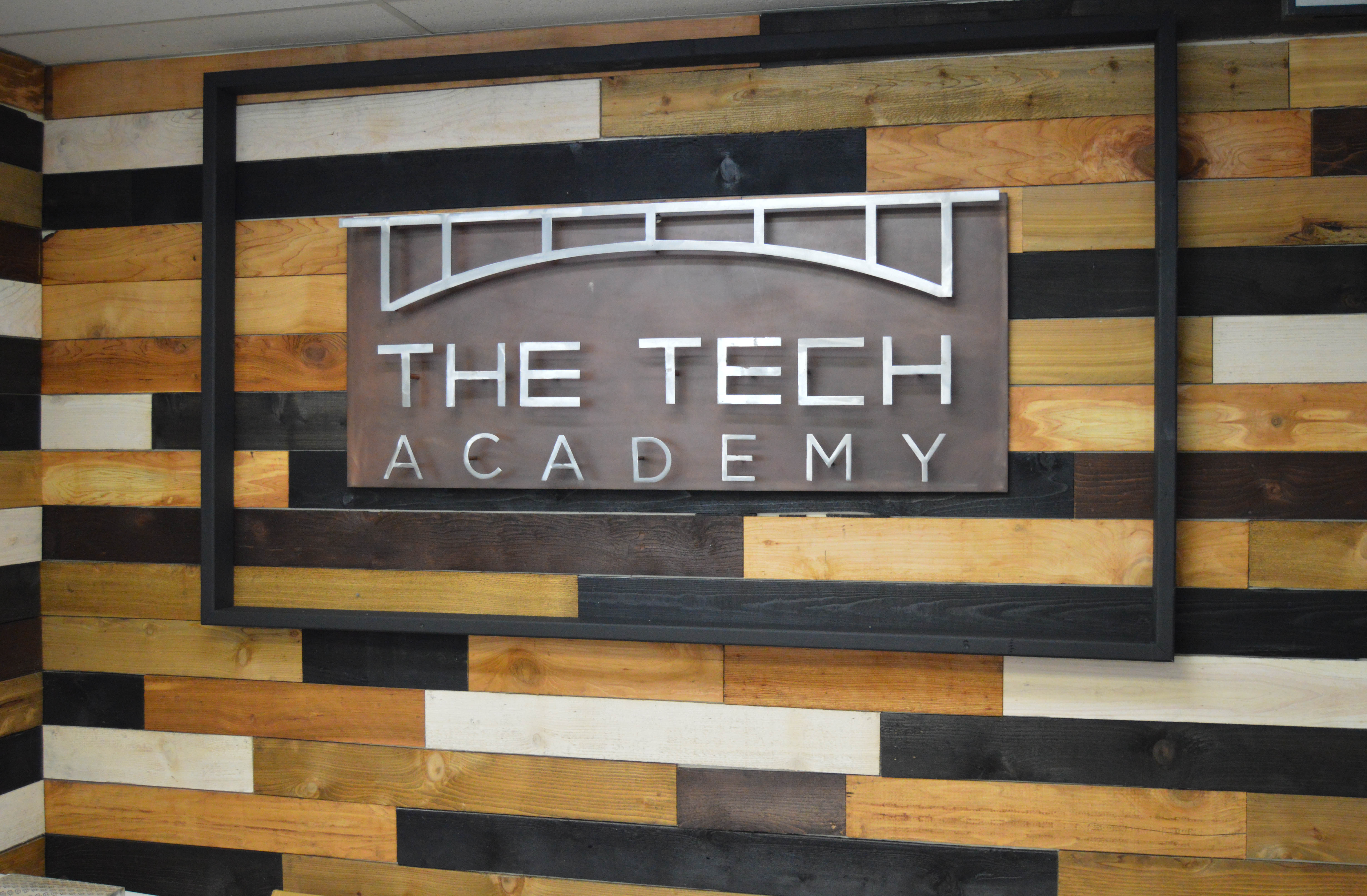tech academy home logo