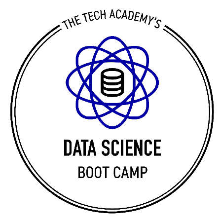 The Tech Academy's Online Data Science Scientist Coding Boot Camp Logo