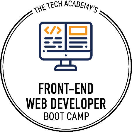 The Tech Academy's Online Front End Web Developer Coding Boot Camp Logo