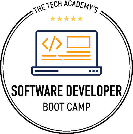 The Tech Academy's Online Software Developer Coding Boot Camp Logo